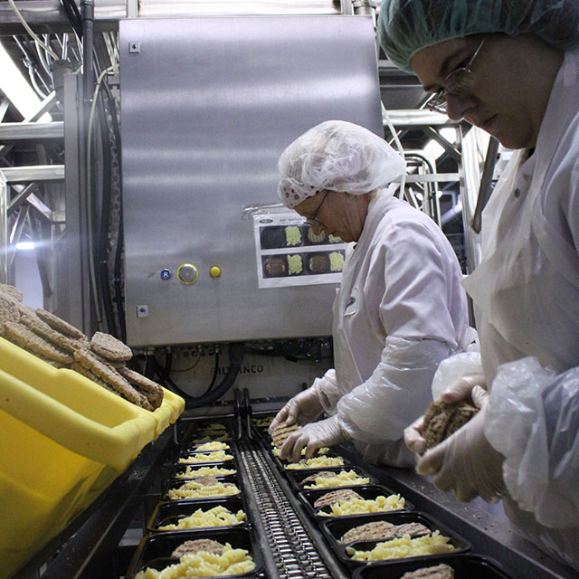USDA-FDA Approved Refrigerated Food Production   Bellisio Foods